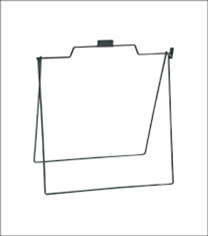 Folding Swing Wire A-Frame 18 x 24 S Hooks not included
