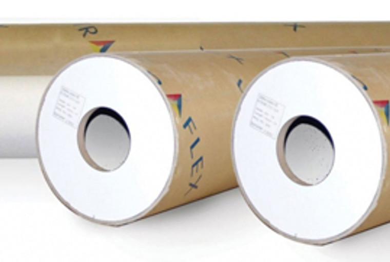 "UltraFlex - 54"" X 164' SUPERPRINT PLUS FL GLOSS WHITE 1000D - Printable Banner"