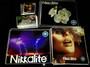 "Nikkalite 48004 Yellow Reflective Vinyl - 24"" x 50yds"