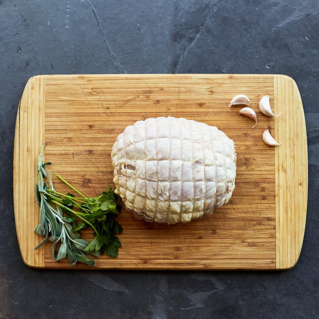 Netted Turkey Roaster