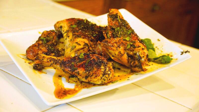 Honey Herbed Chicken