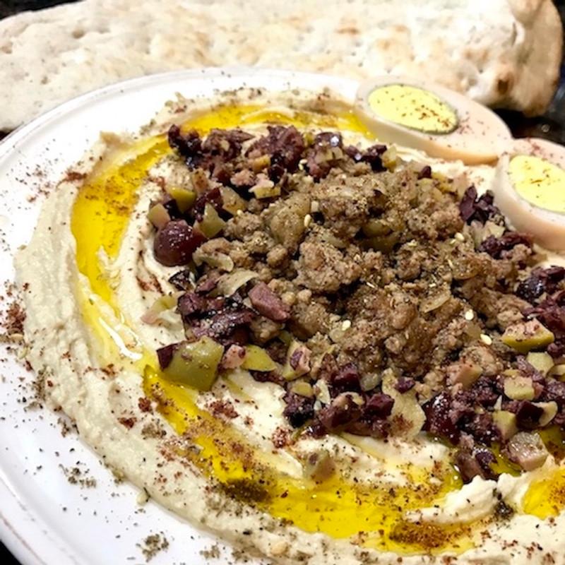 Hummus Basar