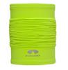 Pyramex MPBDL10 Double-Layer Multi Purpose Mask, Hi-Vis Lime (Qty. 1)