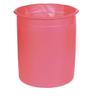 Basco 1115PL-MWAS - 5 gallon Anti-Static Steel Pail Liner - 18 MIL (64/Case)
