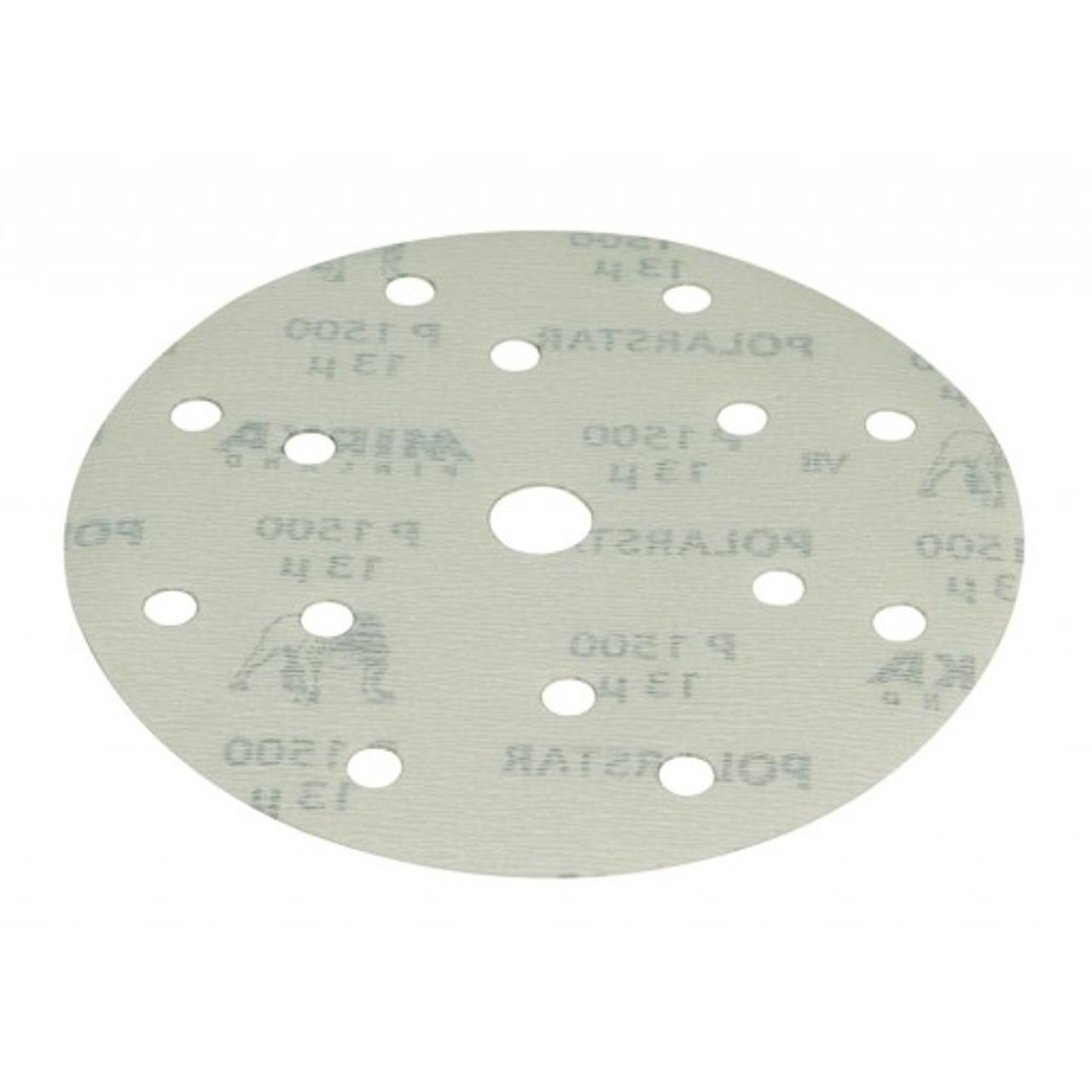 Mirka Abrasives Micro 5 Grip Discs 1200 50 Bx Fm-612-1200