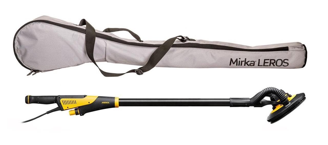 """Mirka MIW95020BAUS, LEROS 950XCV 9""""/5mm Wall Sander w/Bag (1/Pkg)"""