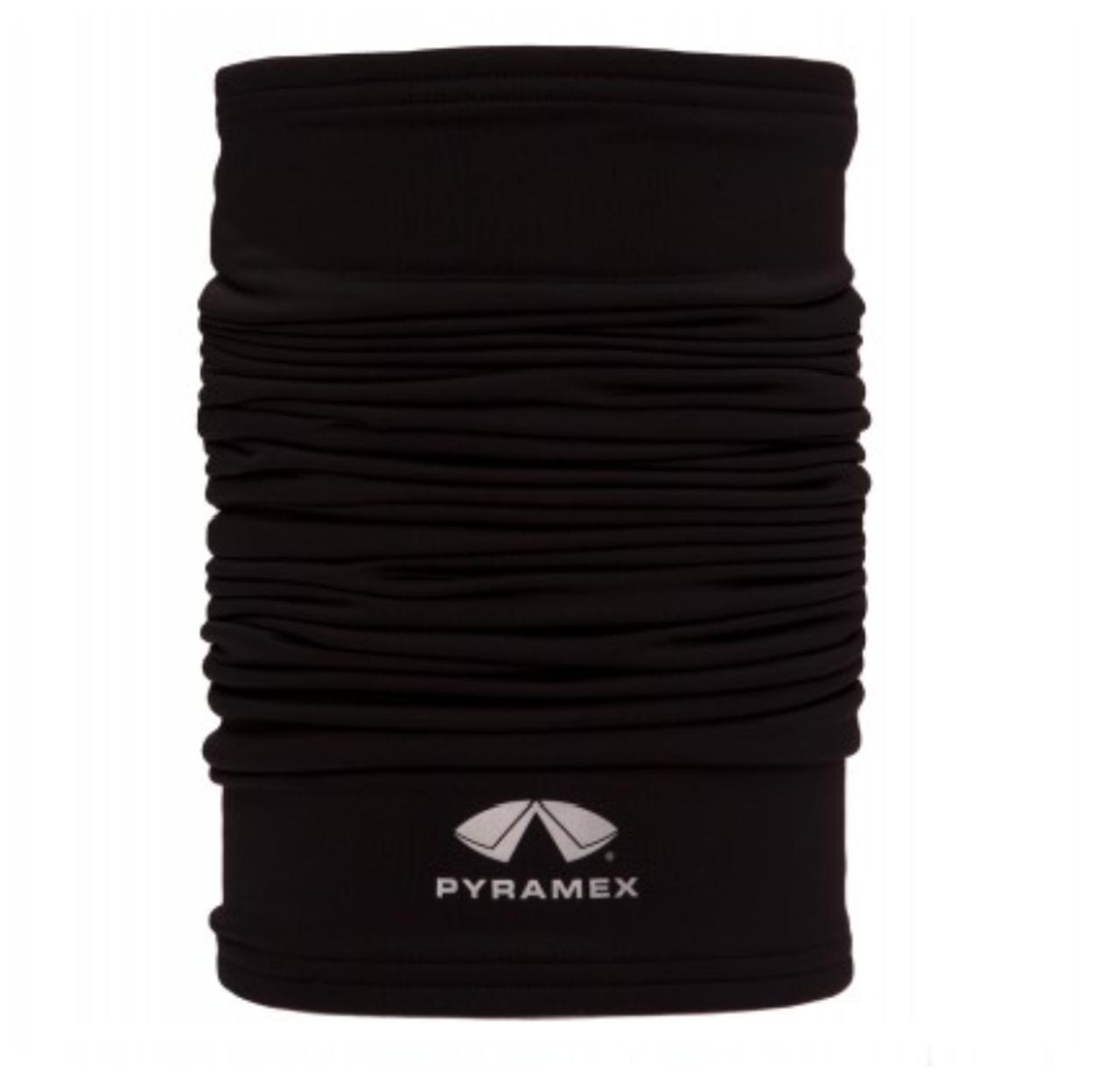 Pyramex MPBFL60 Fleece Multi-Purpose Mask, Black (Qty. 1)