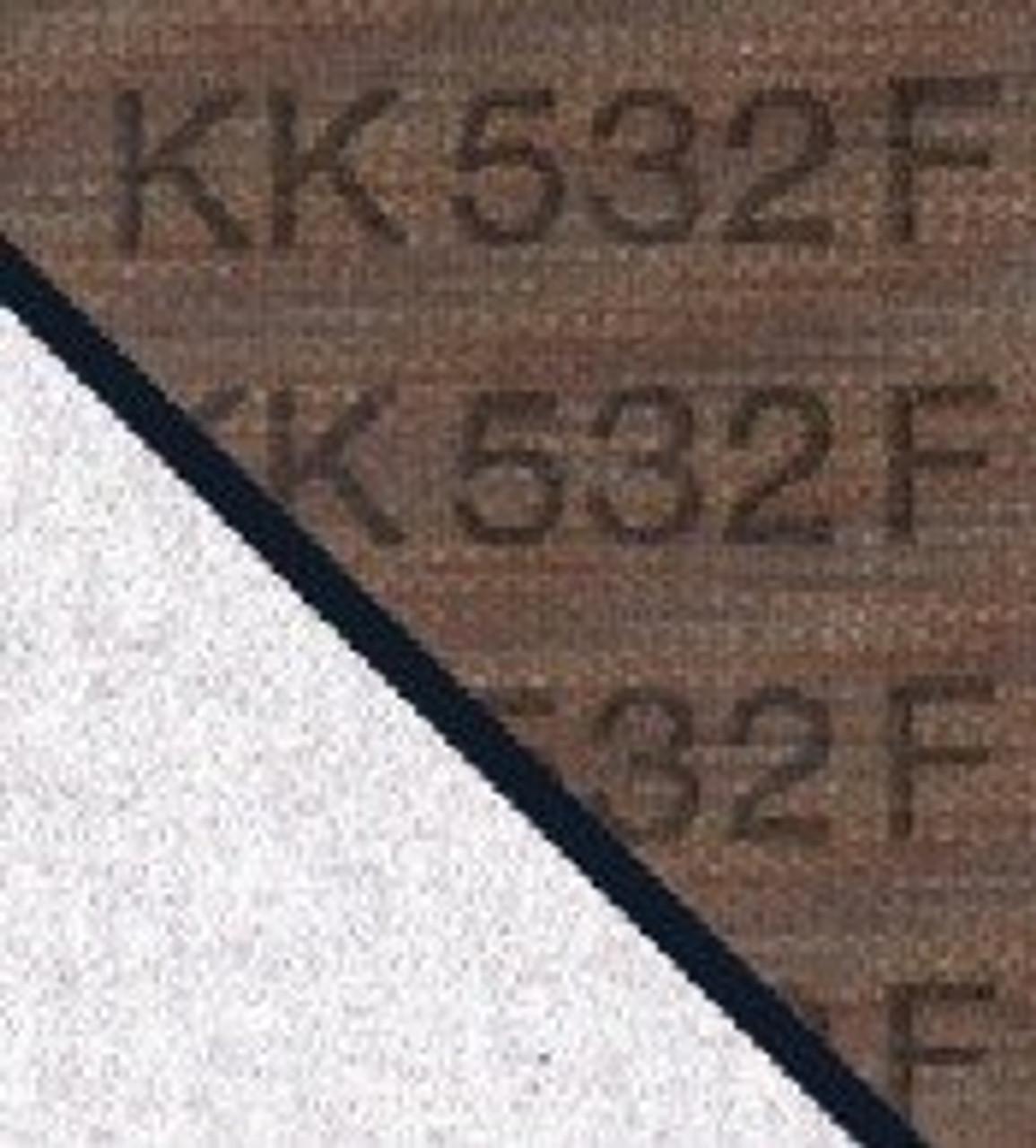 """VSM KK532F 5"""" PSA Disc 120 Grit (100 Per Box)"""
