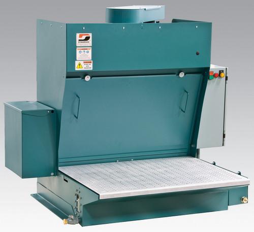 """Dynabrade 64350-26""""wx36""""L Metal Capture Downdraft Station 230V 3 Phase 60 Hz"""