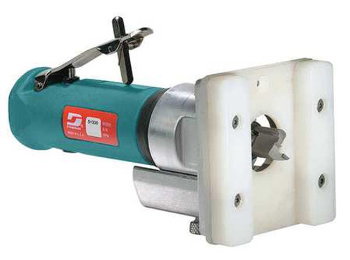 """Dynabrade 51330 - .7 hp Router 20 000 RPM Front Exhaust 3/8""""-24 Spindle Thread"""