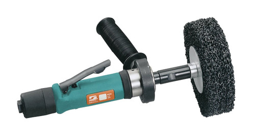 Dynabrade 13201-Dynastraight Finishing Tool .7 hp Strght-Line 3 Rear Exhaust