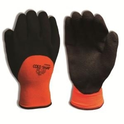 Cordova 3990M - Cold Snap Plus Latex Palm Coated Glove, Size Medium (12 Pair)