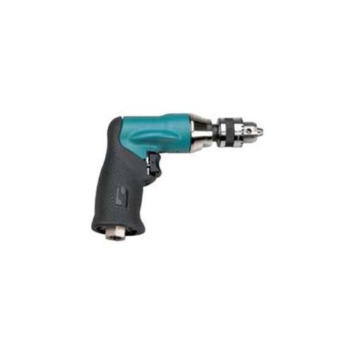"Dynabrade 52836 1/4""Drill .4hp 20000 RPM Pistol-Grip Geared Rear Ex. DynaChuck"