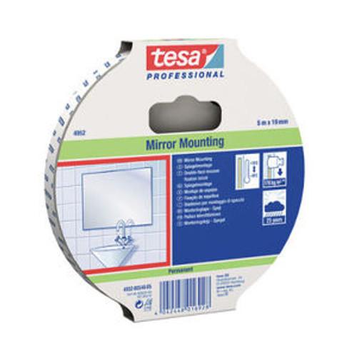 Tesa 4952 - Double-Sided PE-Foam Tape, 3/4 x 55 Yds. (1 Roll)