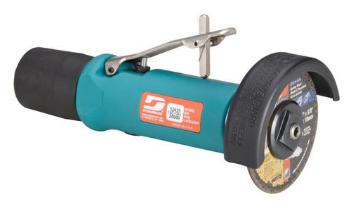 "Dynabrade 52435 3""Straight-Line Cut-Off Wheel Tool .5hp 20000 RPM Rear Exh 3/8"""