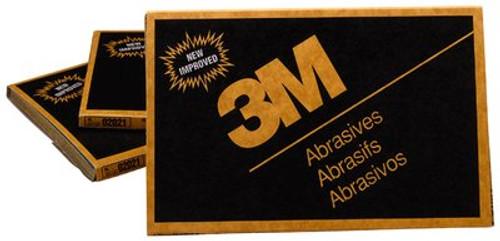 "3M 02045, Wet or Dry Abrasive Sheet, 5-1/2"" x 9"", 2500 Grit"