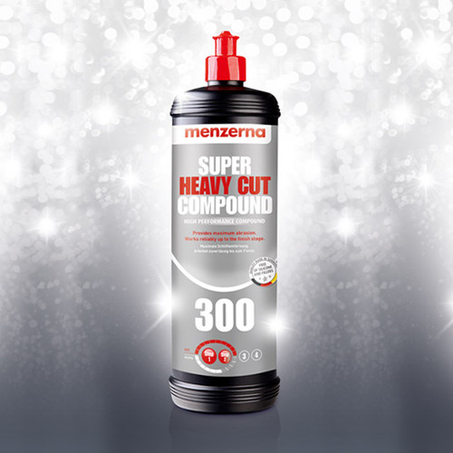 Menzerna SHC300-8 Super Heavy Cut Compound
