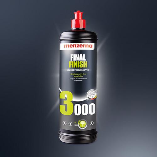 Menzerna FF3000Q Final Finish Polish Quart Bottle
