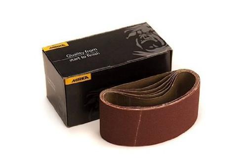 """Mirka 57-4-24-040 - 4"""" x 24"""" Calitex Portable Abrasive Belt 40 Grit"""