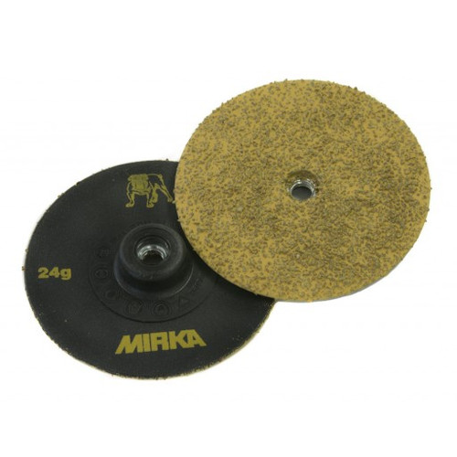 "Mirka 63-500-024 - Trim-Kut 5"" Grinding Disc 024 Grit"