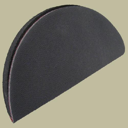 "Mirka 106HPHRG - 6"" Grip Faced Half Round Hand Pad"