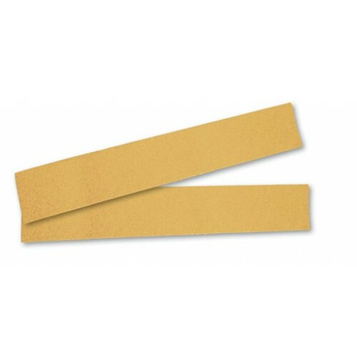 "Mirka 23-170-060 - Bulldog Gold 2-3/4"" x 17-1/2"" Non PSA File Sheet Proflex Sheet 60 Grit"
