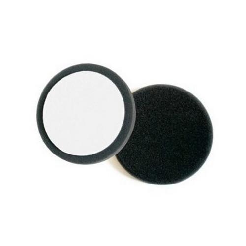 """Mirka 5723-BP - 3"""" Dia. x 1/2"""" Black Foam Polishing Pad (Finesse)"""