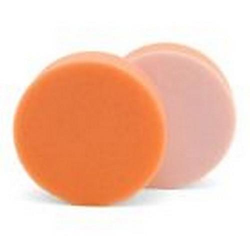 """Mirka MPADOF-3.25 - 3-1/4"""" CCS Orange Flat Foam Polishing Pad (Cutting)"""