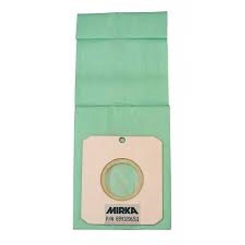 Mirka 9320 - Disposable Dust Bag for Self-Generating Vacuum Sanders (Qty 10 per pk/bx)
