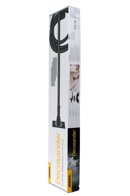 """Mirka 9300 - """"Deco Sander"""" 2-3/4"""" x 8"""" Multi-Hole Grip Faced Pole Sander (Qty 1)"""
