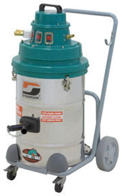 Dynabrade 61430 - Raptor Vac Electric Portable Vacuum System Division II, 10 Gallon, 120 V, 60 Hz