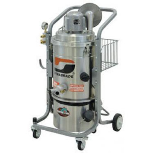 Dynabrade 61450 - Raptor Vac Electric Portable Vacuum System Division I, 6.25 Gallon, 120 V/50/60 Hz