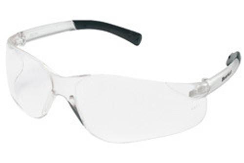 Crews BK110 Bearkat Safety Glasses Clear Frame w/ Clear Lens (12 Pair)