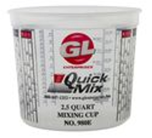 Quick Mix Measuring/Mixing Cups 80 oz