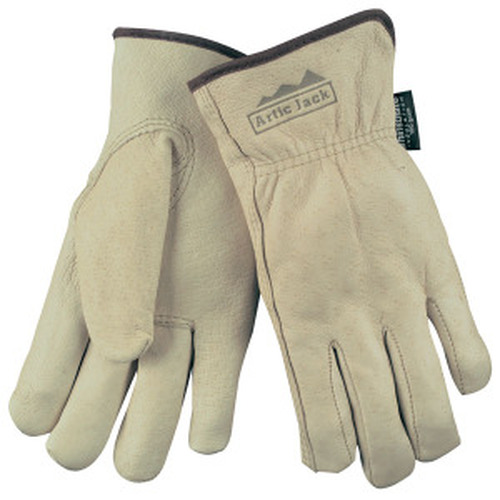 Memphis 3460M Gloves, Artic Jack, Premium Grain Pigskin Drivers, Size Medium (1 Pair)