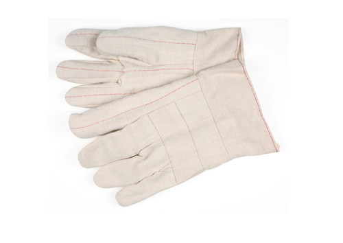 """Memphis 9128 Heavy Weight Glove, 2 1/2"""" Band Top, Knuckle Strap, Size Large (12 Pair)"""