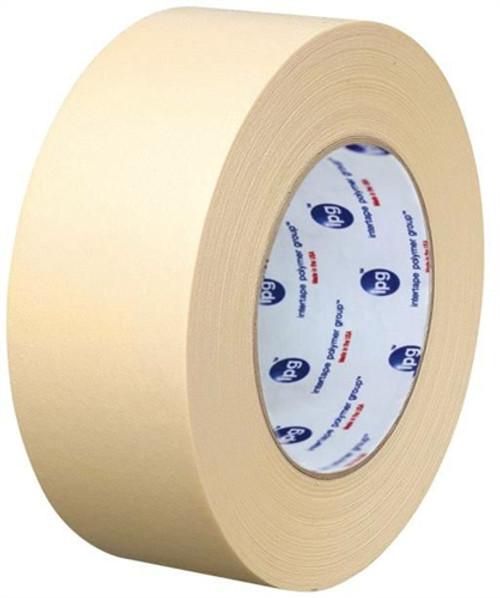 Intertape PG29 - 18 MM X 54.80 M Low Tack Premium Natural Masking-Paper Tape - PG29..21 (48 Rolls)