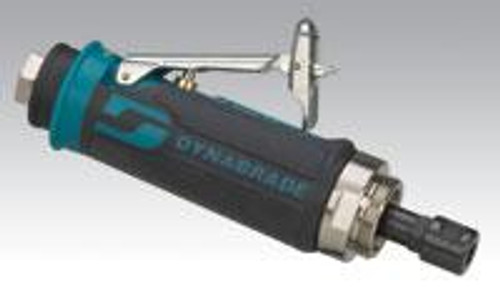 """Dynabrade 51815 - .4 hp Router/Air Motor 30,000 RPM 1/4"""" Collet Front Exhaust"""