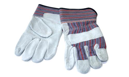 Major 30-8900 Standard Shoulder Leather Palm Glove