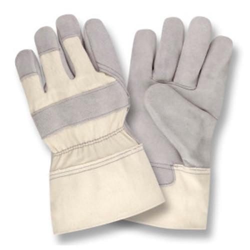 Cordova 7200D Shoulder Split Duck Cuff Gloves, Size Large (12 Pair)