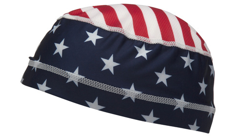 Pyramex CSK1FLG American Flag Skull Cap Liner, ( 1 Each)