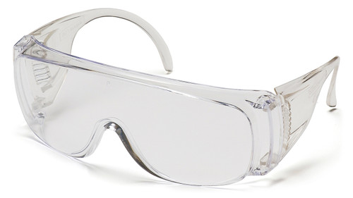 Pyramex S510S - Solo Clear Lens Safety Glasses