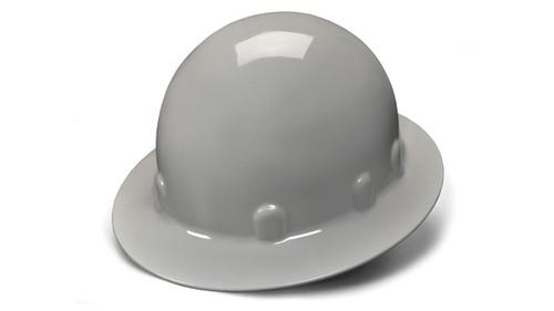 Pyramex HPS24112 Standard SL Series Sleek Shell Gray Full Brim Style Hard Hat (12 Each)