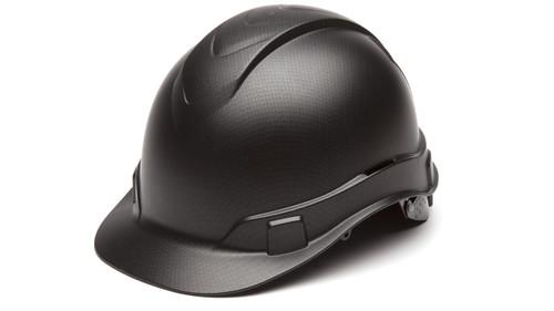 Pyramex HP44117 Ridgeline Graphite Pattern Cap Style Standard Ratchet Hard Hat (16 Each)