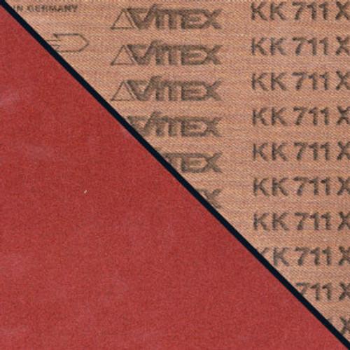 """VSM KK711X  3"""" Aluminum Oxide PSA Sanding DIsc 80 Grit ( 100 per Pack)"""