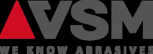 """VSM XK870X   2"""" Ceramic Disc X-Weight 60 Grit, (100 Per Pack)"""