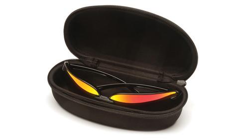 Pyramex CA500B  Black Hard Spectacle Case, (1 Each)