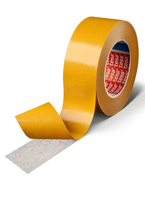 """Tesa® 4943 2"""" Double-Sided Non-Woven Tape (6 Rolls/Case) (06-620825.6)"""