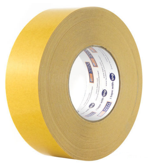 """Intertape DCVG960 1/2"""" X 60"""" Double Sided Tape (96/Case) (06-613812.96)"""