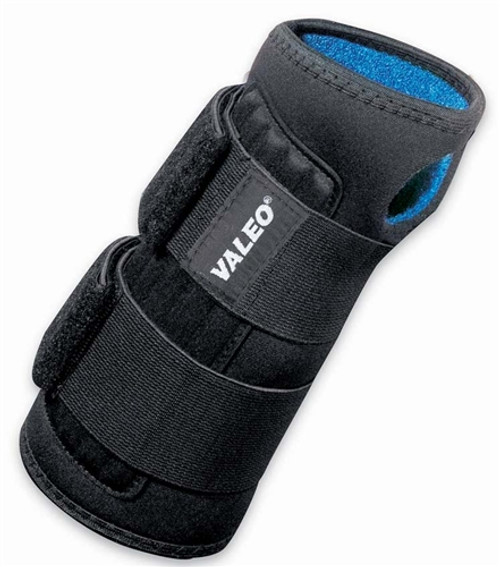 Valeo VI4665ME HD Double Wrap Wrist Support WHD-2 Industrial/Sport Size Medium